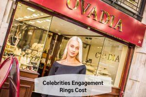 Celebraty Engagement Rings Cost