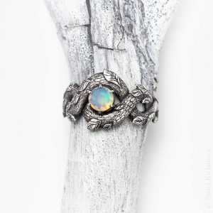Gold Tree Wedding Ring - Unusual Wedding Rings