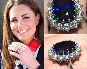Kate Middleton -Engagement Ring