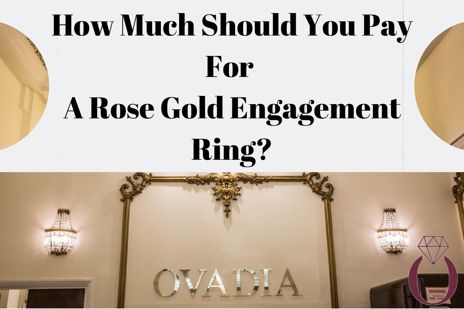 Rose Gold Engagement Ring Prices