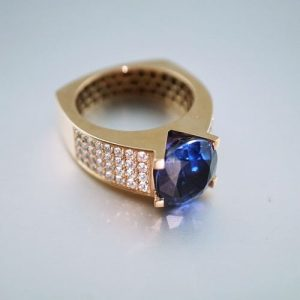 sapphire ring Hardness price