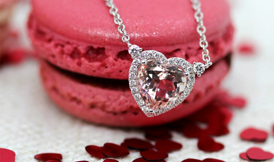 diamond necklaces for girlfriend