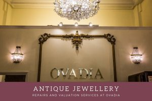 Antique Jewellery London Repairs And Valuation Services